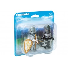 PLAYMOBIL DUO PACKS - Coppia di Cavalieri
