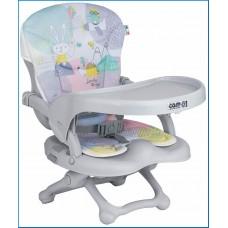 Cam il Mondo del Bambino - Rialzo da sedia Smarty Pop MELANGE GRIGIO