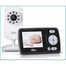 Arikaree Baby Monitor Video Telecamera Sorveglianza Neonato Wifi Con Schermo Colori 2,4 Pollici Luce Notturna Infrarossi Visione Temperatura Cameretta Videocamera Di Sicurezza Bambini Walkie Talkie