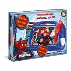Clementoni  Sapientino - Travel Quiz Spiderman