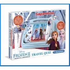 Clementoni  Sapientino - Travel Quiz Disney Frozen 2